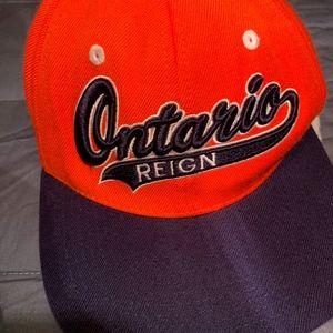 Baseball cap, Ontario Reign